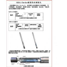 MPS多参数水质传感器