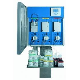 在线氨氮三合一测试仪(可测试氨氮,硝酸氮,亚硝酸氮,总氮,磷酸盐,总磷)
