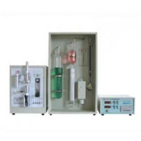 全自动碳硫分析仪器