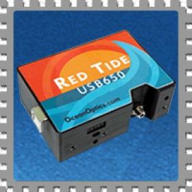【海洋光学】USB650 Red Tide 红潮光谱议