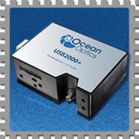 【海洋光学】USB2000+微型光纤光谱仪