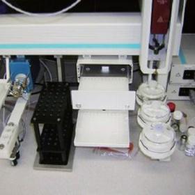 全自动核磁样品处理系统
