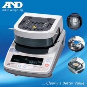 A&D艾安得MX-50快速水份测定仪