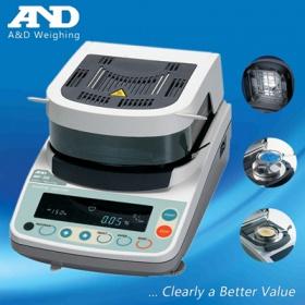 A&D艾安得MF-50卤素水份测定仪