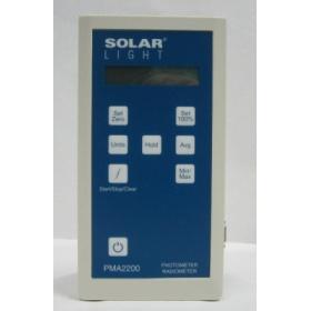 Solar Light PMA2200 辐射计