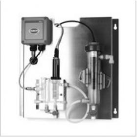 哈希 CLF/CLT10sc电极法余(总)氯分析仪