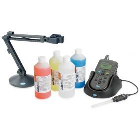 哈希HQd便携式/台式pH分析仪