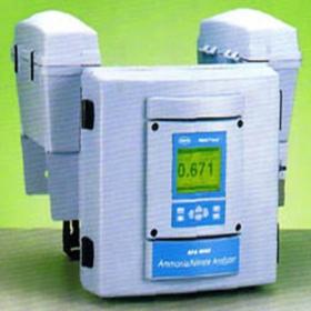 哈希 APA6000氨/一氯氨在线分析仪