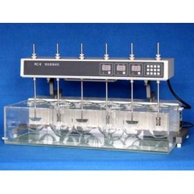 溶出度测试仪RC6 药物溶出度测试仪 溶出仪 溶出度仪