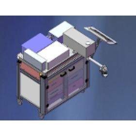 CARS多光子層析成像測量系統