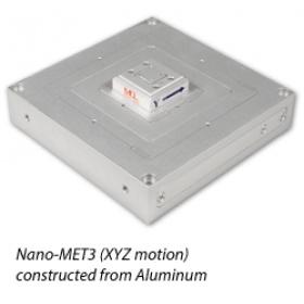 MCL纳米双轴、三轴位移台MET系列
