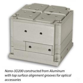 MCL 三轴纳米位移台3D200