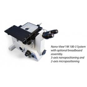 MCL集成纳米定位和微定位位移台View?/M 系列