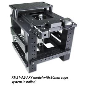 MCL單分子成像RM21?顯微鏡平臺