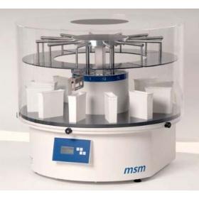 德国SLEE-轮转式组织染色机MSM