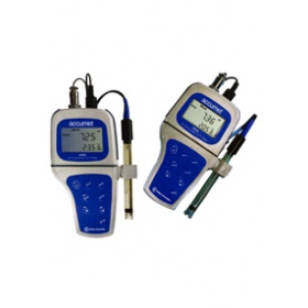 便携式防水PH/电导率表