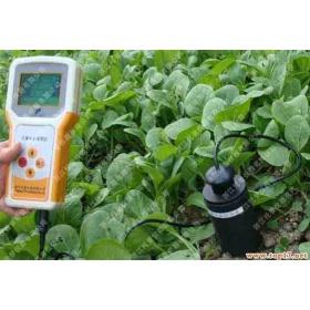 土壤水分测定仪TZS实现土壤适量灌溉