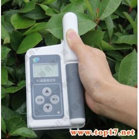 手持叶绿素仪TYS-A指导分期施氮肥