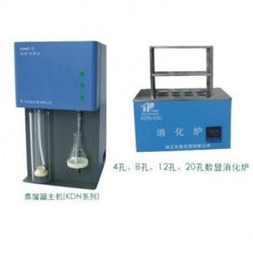 粗蛋白测定仪KDN-08A采用蒸气自动控制发生器
