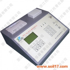 土壤养分测定仪TPY-6A配方施肥