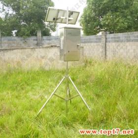 無線多點土壤墑情監測系統