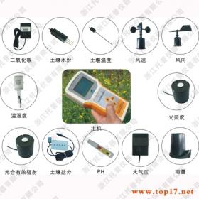 手持农业气象监测仪(数字农情监测仪)