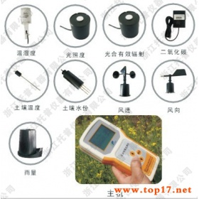 手持农业环境监测仪(数字农情监测仪)