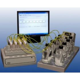 多通道微呼吸测量系统