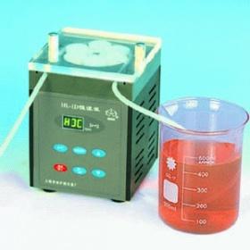 HL-1单通道恒流泵/实验型蠕动泵 上海