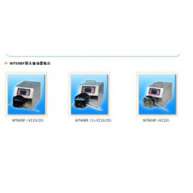 WT600F分配型智能蠕动泵/工业型蠕动泵/恒流泵