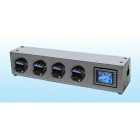 DS100四通道灌裝系統/四通道灌裝蠕動泵(單獨控制流速)多通道灌裝恒流泵