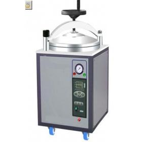 75L自动压力蒸汽灭菌器/LDZX-75KB手轮型蒸汽消毒器(工作室不锈钢)