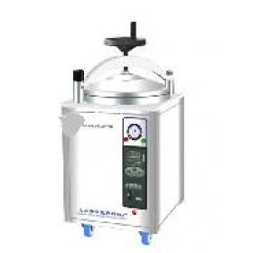 LDZX-30FBS翻盖式自动全不锈钢立式压力蒸汽灭菌器/30L蒸汽灭菌锅/LDZX-30FB自