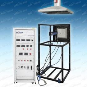 法国铺地材料热辐射通量试验装置