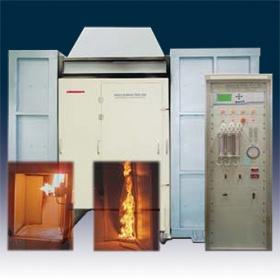 建材单体燃烧试验系统