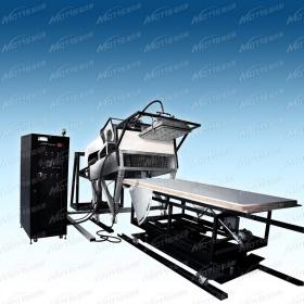 屋面建筑材料燃烧试验装置