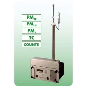 在线颗粒物/气溶胶粒径谱仪