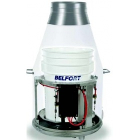 Belfort Model AEPGⅡ600/1000 全天候称重式雨量计