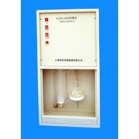 蛋白质测定仪KDN-08B型