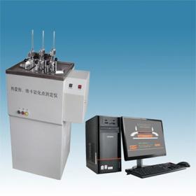 电脑控制立式维卡软化点温度测试仪