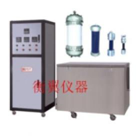 低压输水灌溉管材 耐压爆破试验机