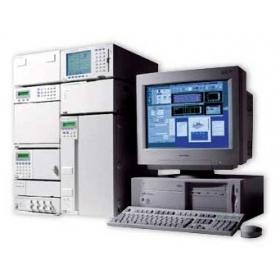 岛津LC-10A高效液相色谱仪
