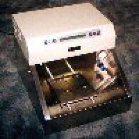 Burkard 電腦控制噴霧器