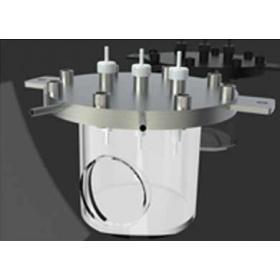 三电极光电催化反应器