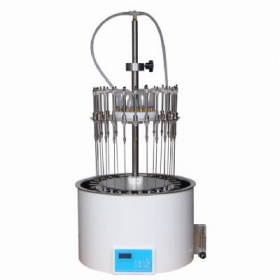 优晟UGC-24C圆形水浴氮吹仪/旋转式水浴氮吹仪