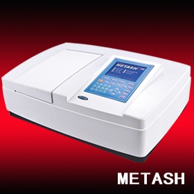 UV-8000S双光束大屏幕扫描型紫外可见分光光度计