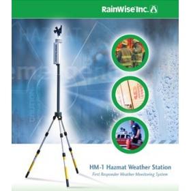 RainWise HM-1 Hazmat气象站