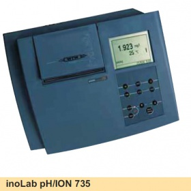 WTW inoLab pH/ION 735/740实验室离子浓度计