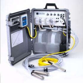 WQS 便携式水质监测采样系统