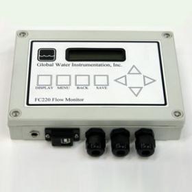 FC220 明渠流量监测器